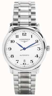 Longines | coleção master | homem | suíço automático | L26284786