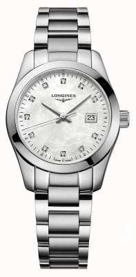 Longines | conquista clássica | mulheres | quartzo suíço L22864876