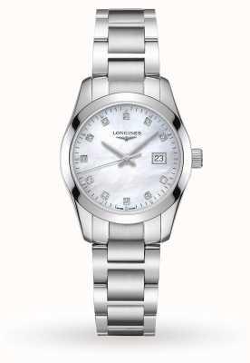 Longines | conquista clássico | mulheres | quartzo suíço L22864876