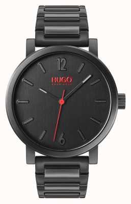 HUGO #rase | conjunto de presentes | chaveiro | titular de cartão | pulseira ip preto 1570096
