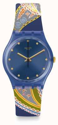 Swatch | gent original | relógio de seda | GN263