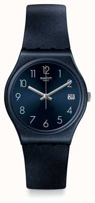 Swatch | gent original | relógio naitbaya | GN414