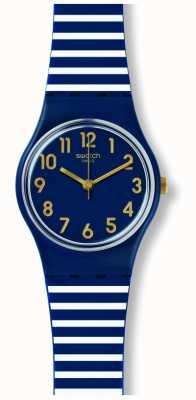 Swatch | senhora original | relógio ora d'aria | LN153