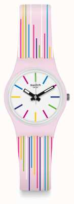 Swatch | senhora original | relógio guimave | LP155