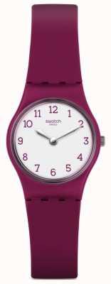 Swatch | senhora original | relógio redbelle | LR130