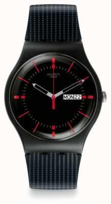 Swatch | novo senhor | relógio gaet | SUOB714
