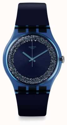 Swatch   novo senhor   relógio de bluesparkles   SUON134