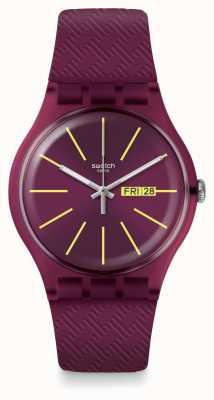 Swatch | novo senhor | relógio adega | SUOR709