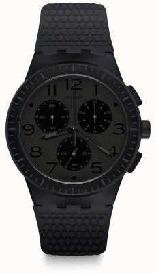 Swatch | crono plástico | relógio piege | SUSB104