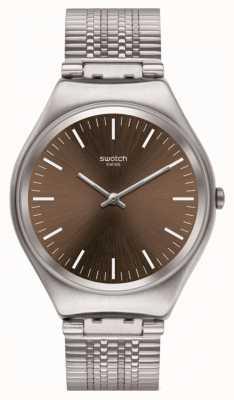 Swatch   ironia na pele   relógio de pele   SYXS112GG