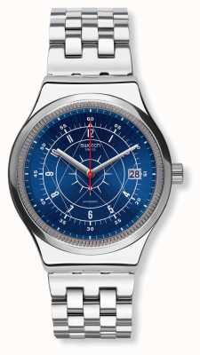 Swatch   sistem51 ironia   sistem boreal watch   YIS401G