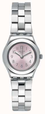 Swatch | senhora de ferro | relógio de paixão | YSS310G