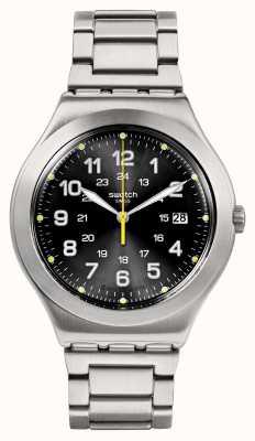Swatch   grande ironia clássico   joelime feliz relógio   YWS439G