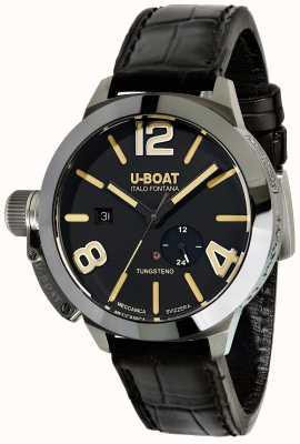 U-Boat Bracelete jacaré Classico 40 stratos 9002