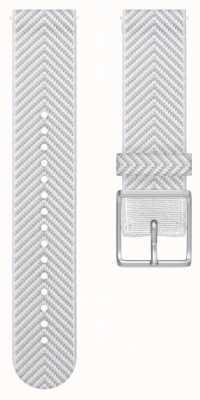 Polar | inflamar pulseira de tecido | divisa branca s / m 91080475