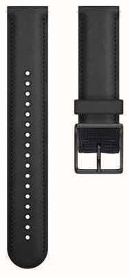 Polar | inflamar pulseira de couro | preto m / l 91080478