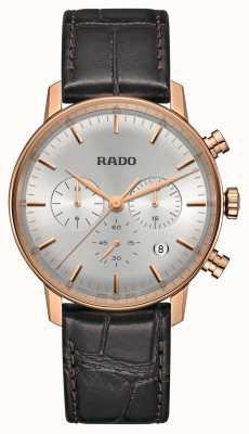 Rado Coupole cronógrafo de quartzo clássico R22911125