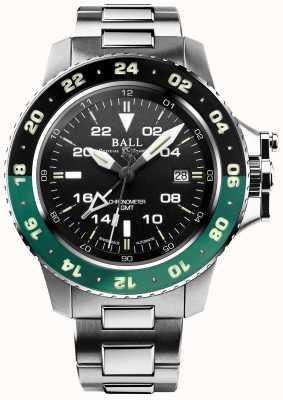 Ball Watch Company | engenheiro hidrocarboneto | aerogmt ii | DG2018C-S11C-BK