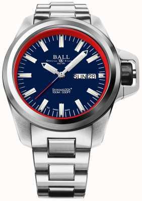 Ball Watch Company | engenheiro hidrocarboneto | devgru edição limitada NM3200C-SJ-BERD