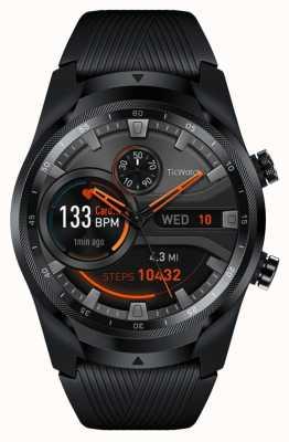 TicWatch Pro 4g lte esim | preto wearos smartwatch PRO4G-WF11018-136247
