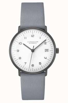 Junghans Nota máxima automática | 34mm preto e branco 027/4006.04