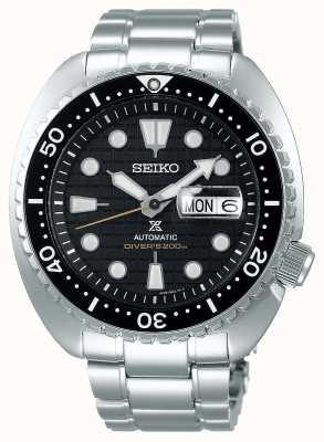 Seiko Prospex senhores mecânicos | pulseira de aço inoxidável SRPE03K1