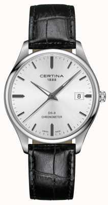 Certina Mens DS-8 relógio cronômetro | C0334511603100
