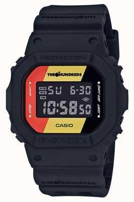Casio G-shock edição limitada do 15º aniversário das centenas DW-5600HDR-1ER