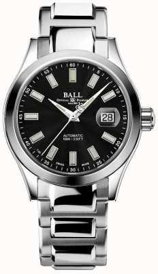 Ball Watch Company Homens | engenheiro iii | Marvelight | aço inoxidável | mostrador preto NM2026C-S23J-BK