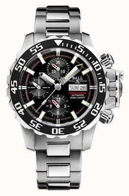 Ball Watch Company Engenheiro hidrocarboneto nedu | pulseira de aço inoxidável | DC3026A-S4C-BK