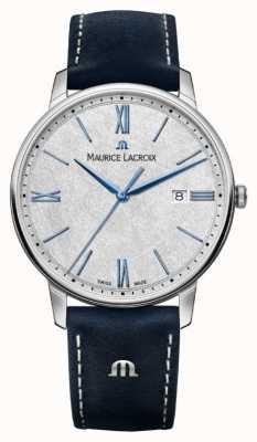 Maurice Lacroix Coleção Eliros | pulseira de couro EL1118-SS001-114-1