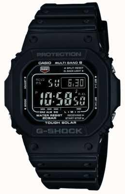 Casio Waveceptor resistente relógio controlado por rádio solar GW-M5610-1BER