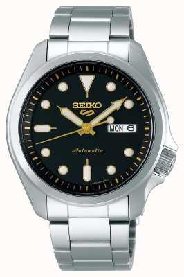 Seiko 5 esportes | automático | relógio de aço inoxidável SRPE57K1