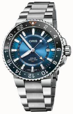 ORIS Bracelete carysfort reef de edição limitada 01 798 7754 4185-Set MB