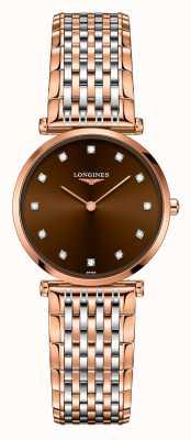 Longines | la grande classique de longines | mulheres | quartzo suíço L45121677