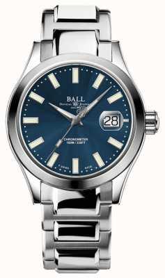 Ball Watch Company Engenheiro masculino iii auto | edição limitada | relógio azul NM2026C-S27C-BE