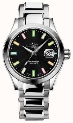 Ball Watch Company Edição carinhosa | engenheiro iii auto | edição limitada | mostrador preto | multi NM2026C-S28C-BK