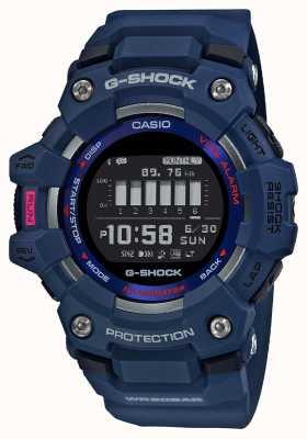 Casio G-shock | g-squad | steptracker | bluetooth | azul GBD-100-2ER