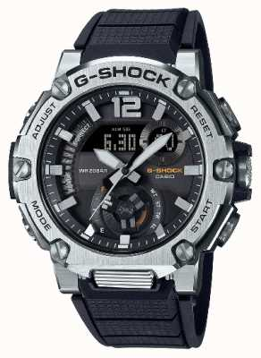 Casio | g-shock | aço-g | protetor de núcleo de carbono | bluetooth | solar | GST-B300S-1AER