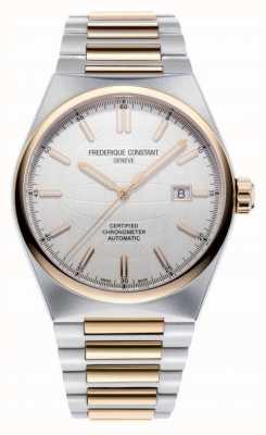 Frederique Constant Highlife | automático | pulseira de aço | alça extra | cosc FC-303V4NH2B