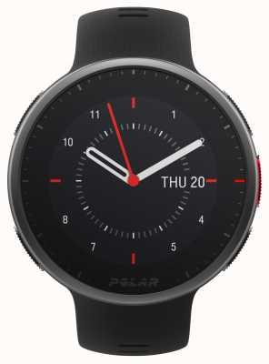 Polar | Vantage v2 premium | relógio multiesportivo | preto | 90082710