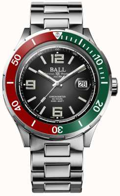 Ball Watch Company Roadmaster m | arcanjo | edição limitada | cronômetro DM3130B-S7CJ-GR