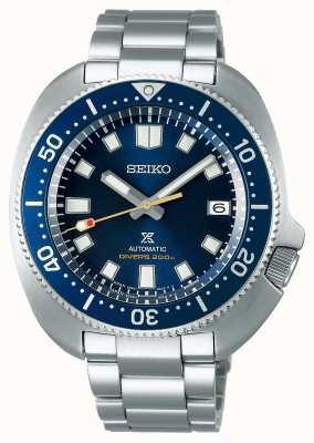 Seiko Edição limitada | prospex 55º aniversário | capitão willard | mostrador azul SPB183J1