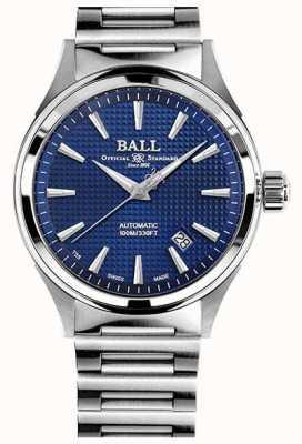 Ball Watch Company Vitória do bombeiro | pulseira de aço | clous de paris blue NM2098C-S5J-BE