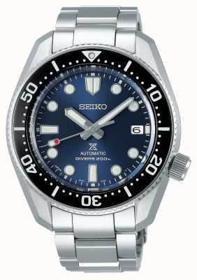 Seiko Prospex 1968 reinterpretação | pulseira de aço inoxidável | mostrador azul SPB187J1