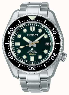 Seiko Prospex mergulhadores '' ilha verde 'edição limitada SLA047J1
