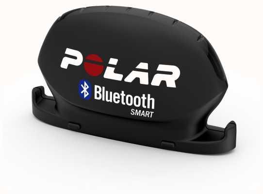 Polar Conjunto inteligente bluetooth sensor de velocidade + cadência 91053157