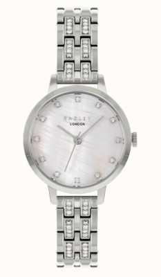 Radley | mulheres | pulseira de aço inoxidável | madrepérola dial | RY4561