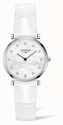 Longines La grande classique de longines diamante branco L45124870