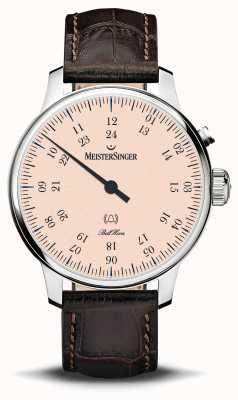 MeisterSinger Bell hora mostrador do 20º aniversário em marfim BHO913